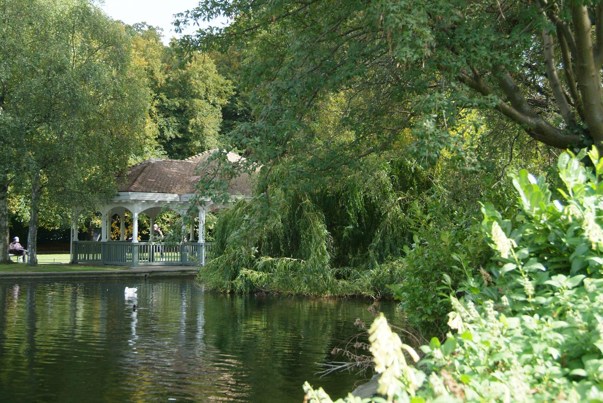 Stephen's Green Park