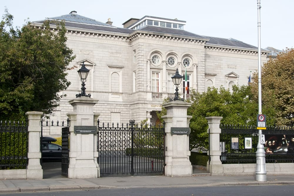 The National Gallery of Ireland in Dublin