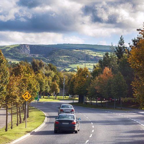 Dublin Mountains