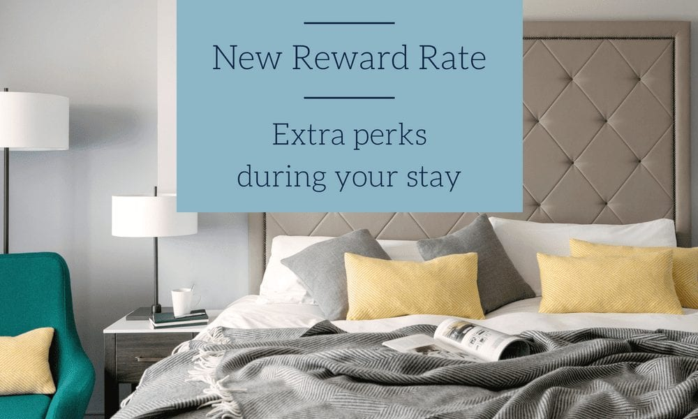 The Davenport New Reward Rate – A Booking Bonus for Our Guests