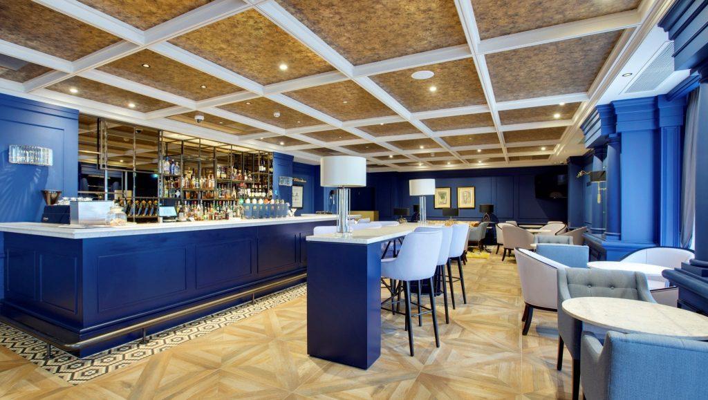 The Davenport Hotel Dublin Bar Area