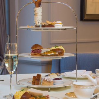 Delicious Afternoon Tea at The Davenport Dublin
