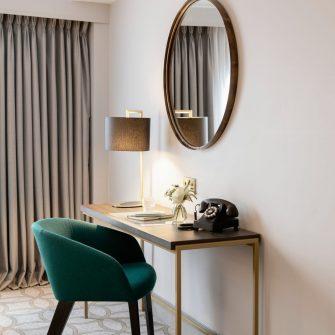 The Davenport Hotel Dublin Bedroom
