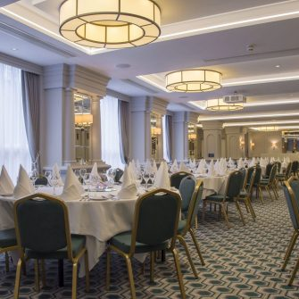 The Davenport Hotel Dublin Function Room