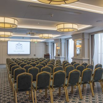 The Davenport Hotel Dublin Events Room
