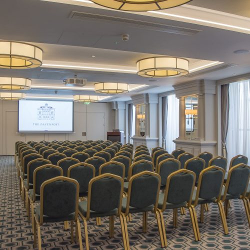 The Davenport Hotel Event Room Dublin