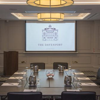 The Davenport Hotel Meeting Room Dublin