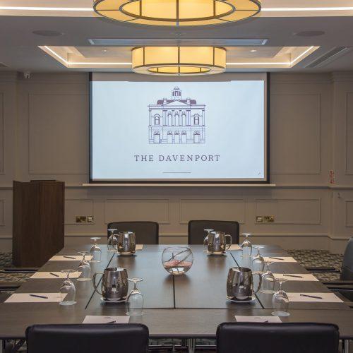 The Davenport Hotel Meeting Room Dublin