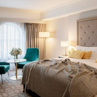 The Davenport Hotel Dublin Suite