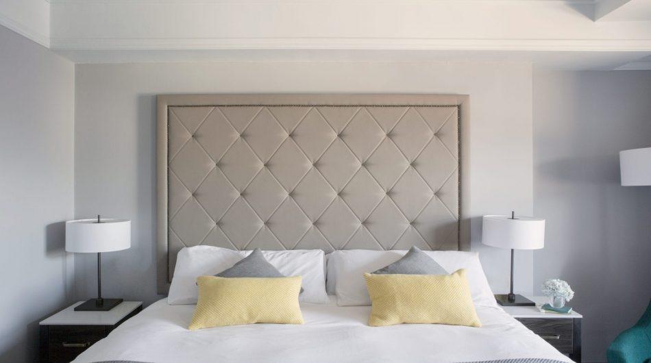 The Davenport Hotel Bedrooms
