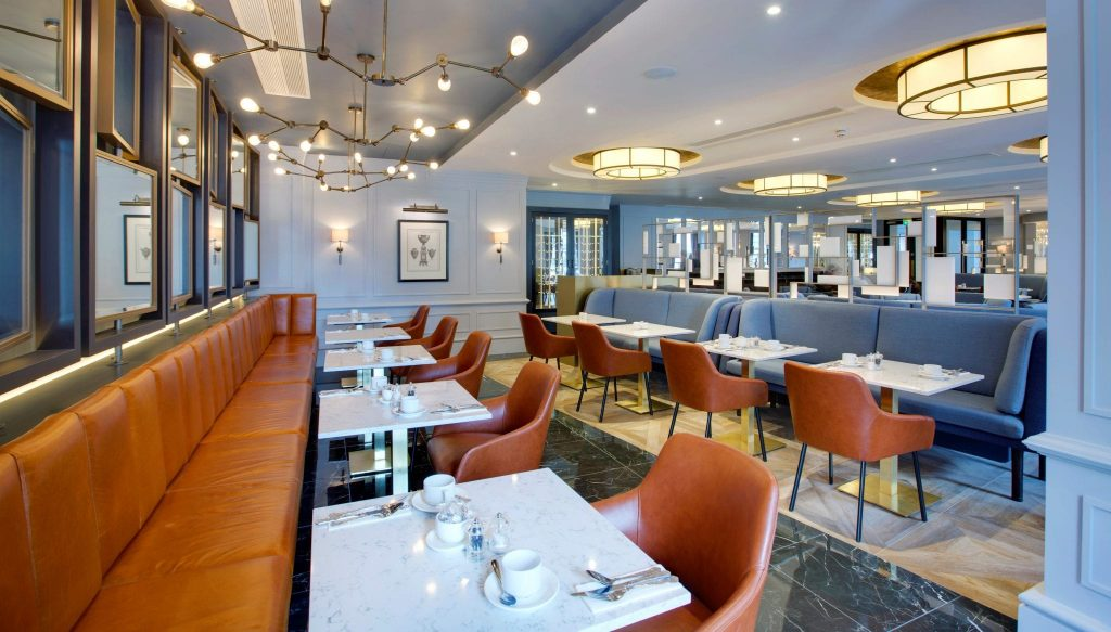 The Davenport Hotel Dublin Restaurant
