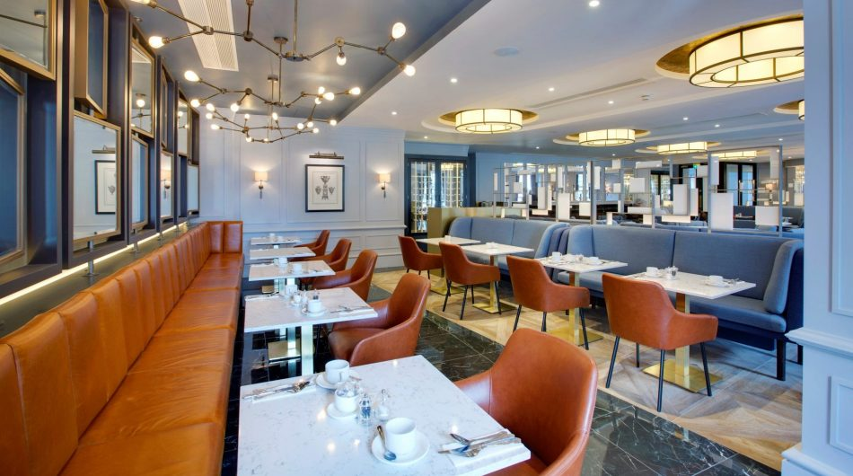 The Davenport Hotel Restaurant