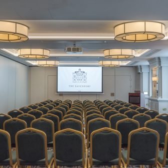 The Davenport Hotel Dublin Meeting Room