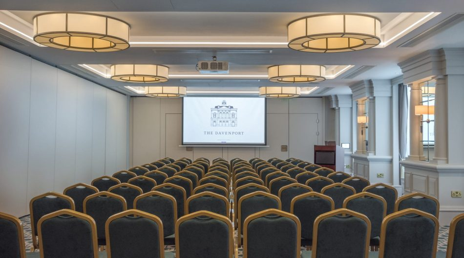 The Davenport Hotel Meeting Room