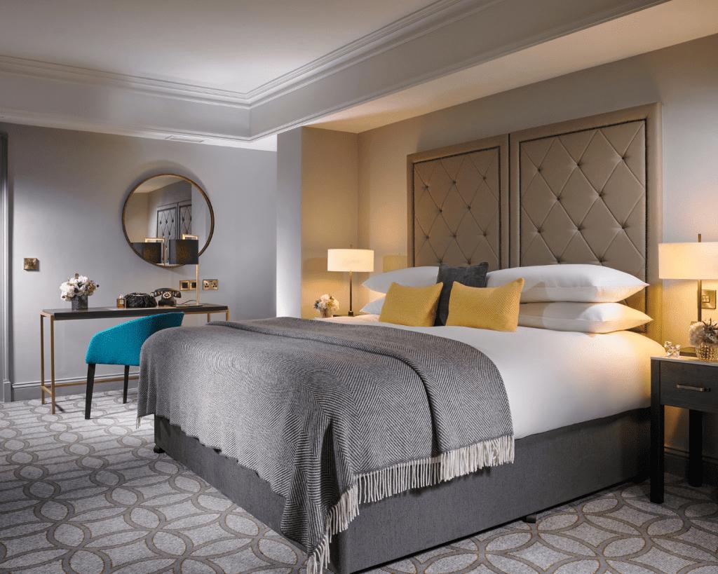 The Davenport Suite Bedroom