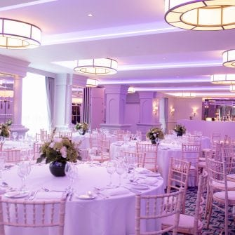 Wedding venue The Davenport hotel